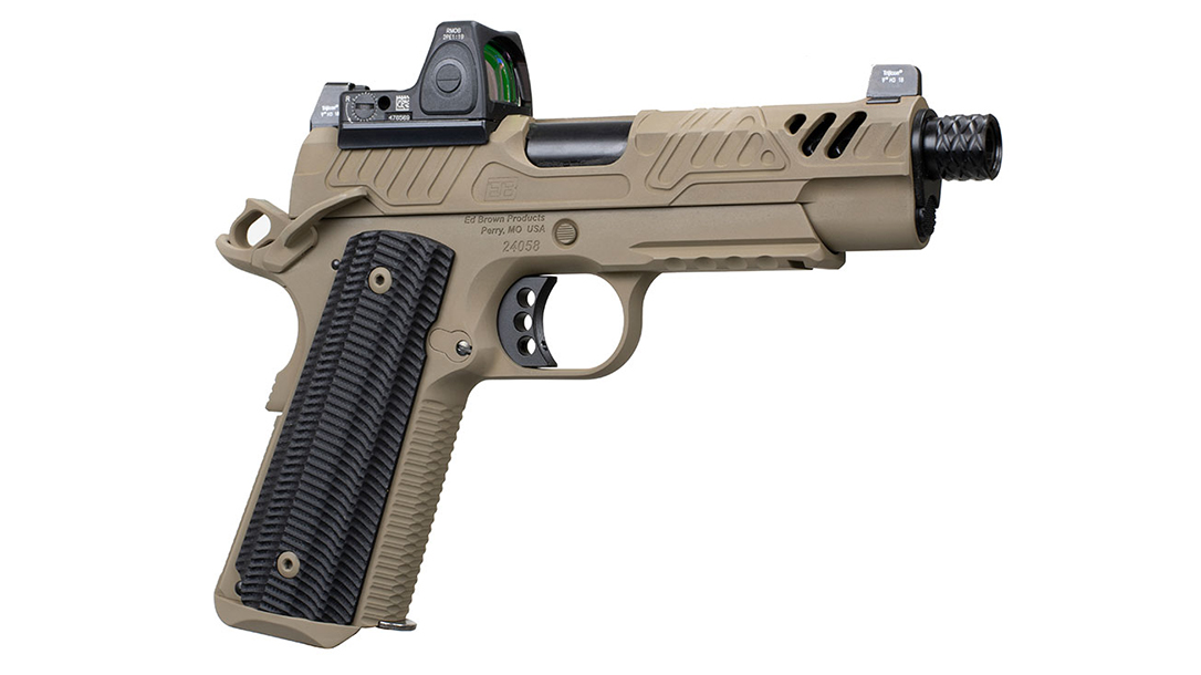 Ed Brown EB/Zev 1911 9mm