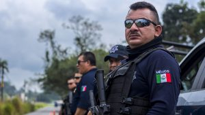 Mexico Homicide Rate