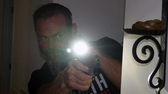 Running a Self-Defense Light, flashlights, Pat McNamara