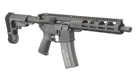 Ruger .300 Blackout AR-556, .300 Blackout, pistols