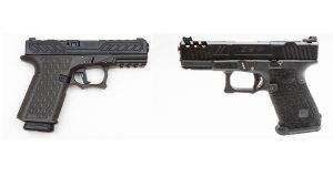 Custom Glock 19, ZEV Z19 Spartan, Grey Ghost Compact
