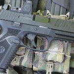 FN 509 Midsize MRD, Trijicon RMR, test