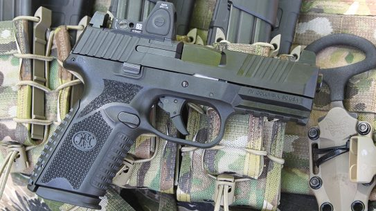 FN 509 Midsize MRD, Trijicon RMR, test