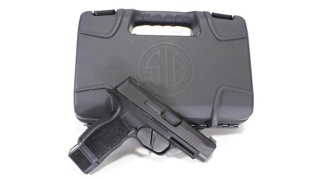 SIG P365 XL Pistol, SIG Sauer P365 XL, kit