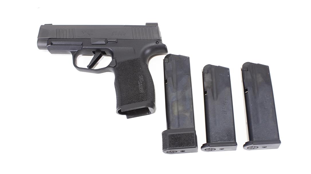 SIG P365 XL Pistol, SIG Sauer P365 XL, magazines