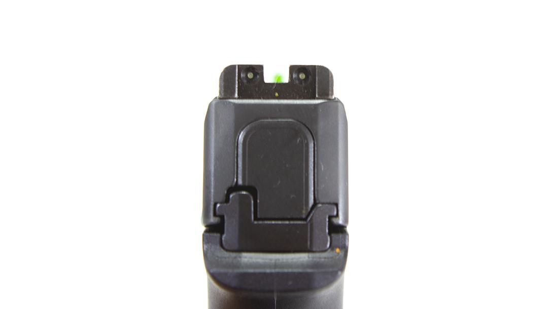 SIG P365 XL Pistol, SIG Sauer P365 XL, front sight