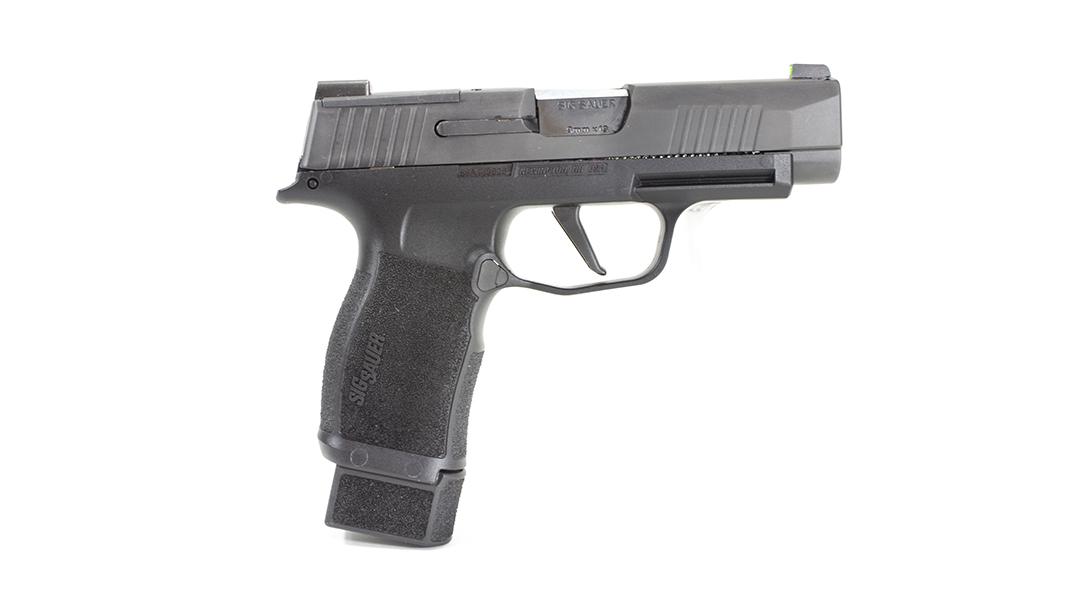 SIG P365 XL Pistol, SIG Sauer P365 XL, right
