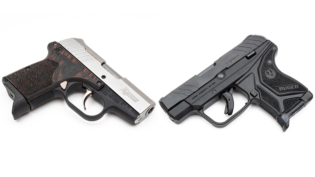 .380 pistols, Remington RM380 Executive vs. Ruger LCP II