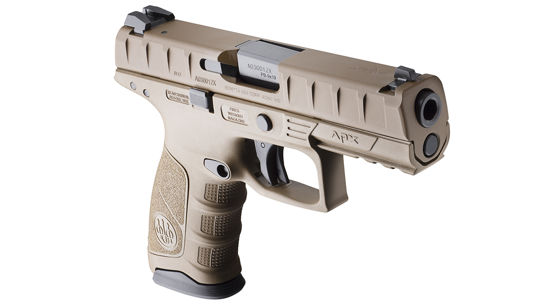 MHS submission, Beretta APX