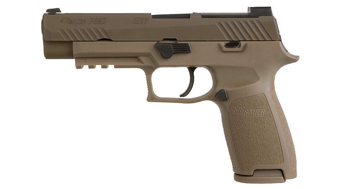 Sig Sauer's P230 M17 named Modular Handgun System