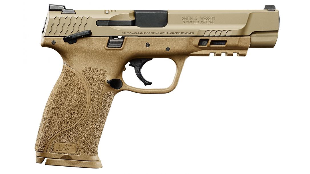 Modular Handgun System test of S&W M&P9 M2.0