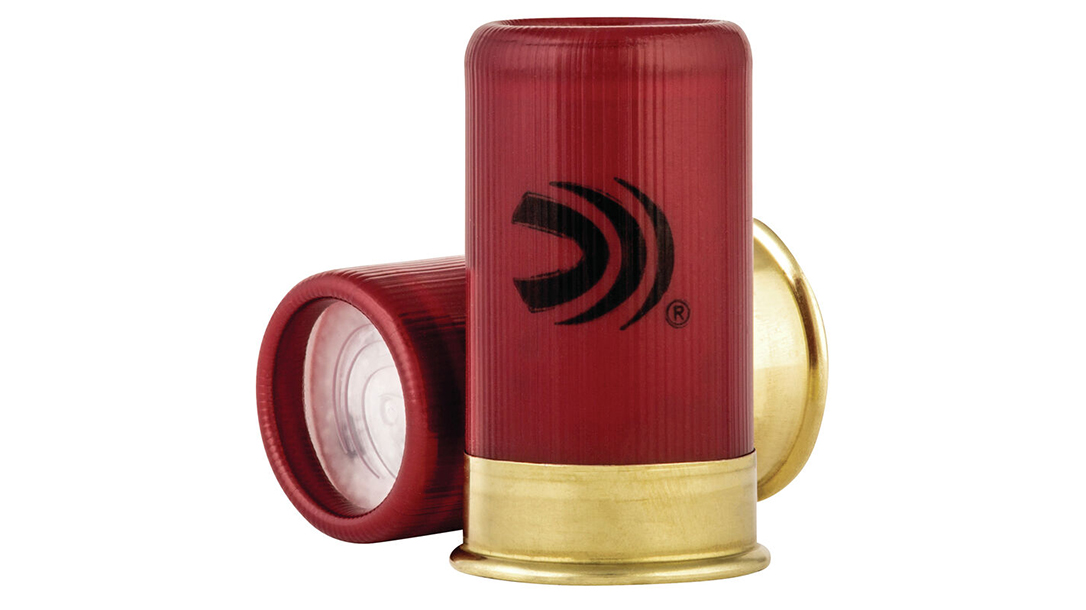 12-gauge Federal Shorty Shotshells measure just 1 3/4 inches
