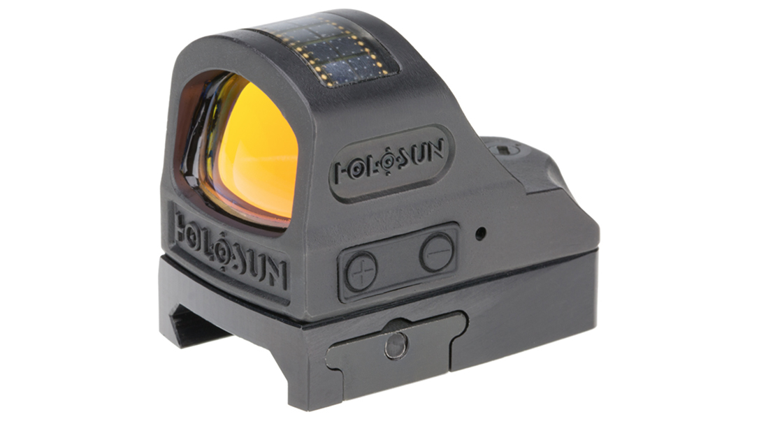 Holosun HE508T features proprietary technology for carry optics.