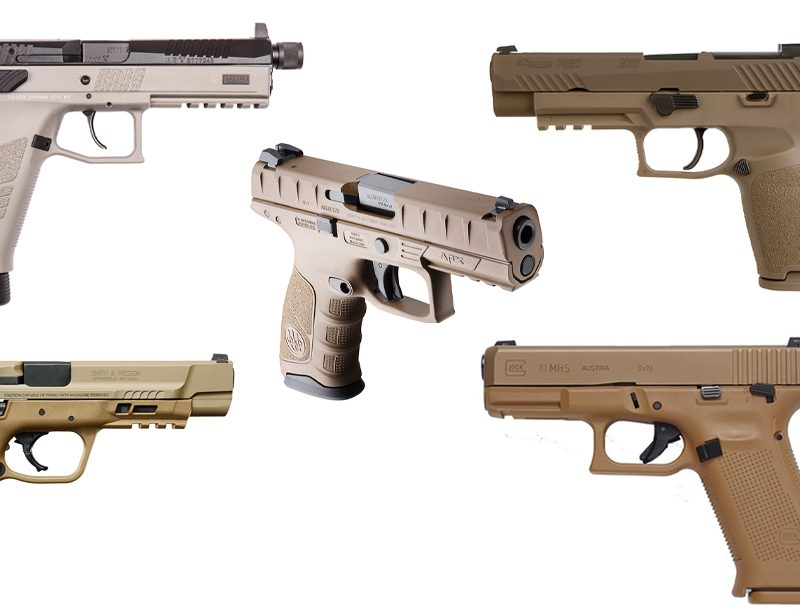 8 Experts Pick Their Home Defense Weapon of Choice - Ballistic Magazine