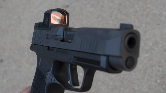 SIG ROMEOZero Red Dot Sight, front