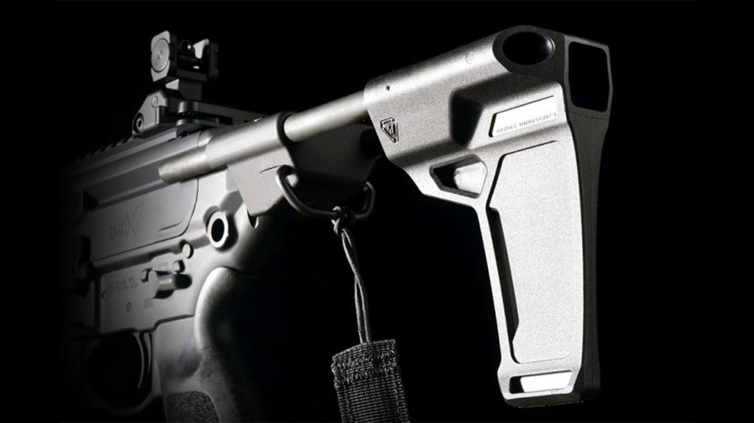Dayton Shooting, pistol brace