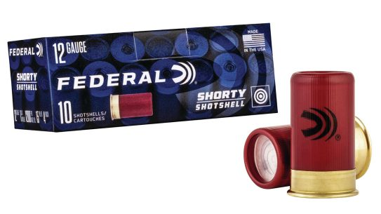 Could Federal Shorty Shotshells user in new shotgun designs?
