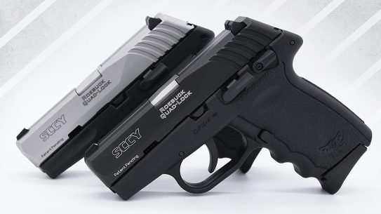 The SCCY CPX-4 in .380 ACP comes in two variants.