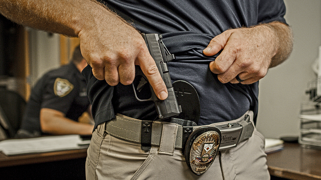 Crossbreed Holsters announced several different Springfield Hellcat Holster options.