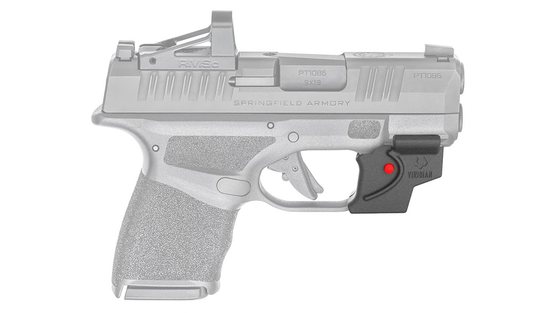 Viridian Weapon Technologies releases Springfield Hellcat Laser Sights.