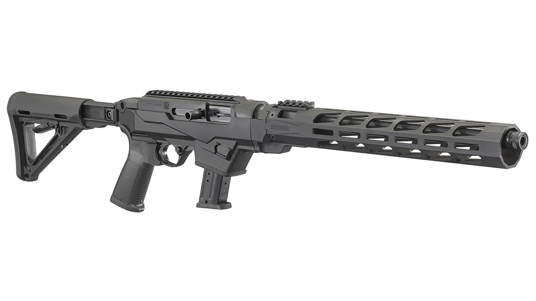 Ruger PC Carbine Chassis right side angle.