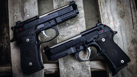 Langdon Tactical upgraded 92 Elite Compact and Centurion models.