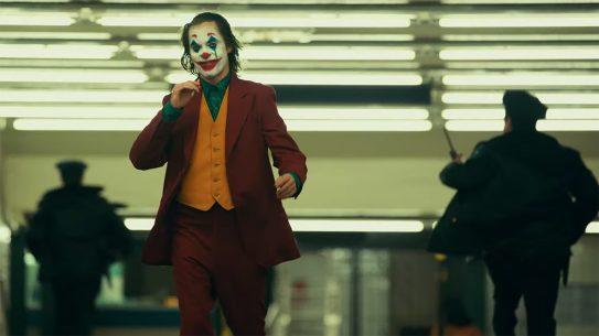 Washington Police seize guns after alleged disturbed social media post referencing 'Joker.'