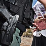 A good retention holster is a must for open carry.