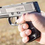 SIG P365 SAS, snag free Pistol, lead