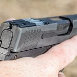 Sauer Snag Free Pistol, concealed carry, top
