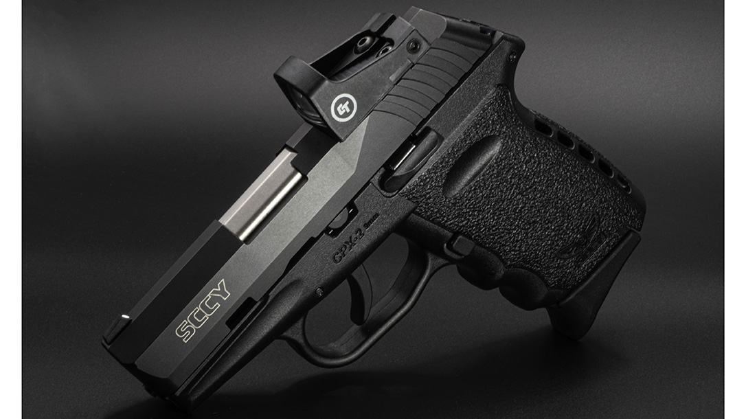 SCCY Firearms Announces the NEW CPX Red Dot Pistol Line