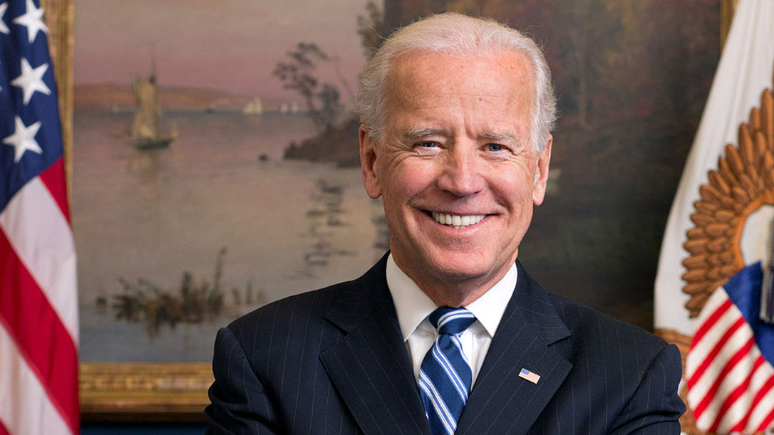 Joe Biden says no one needs 100 clips in their gun.