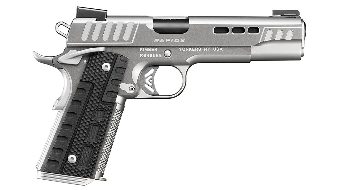 The new Kimber Rapide comes in three different calibers.