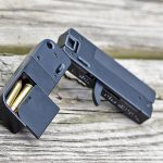 The 22 WMR Lifecard represents a unique take on an EDC pistol.
