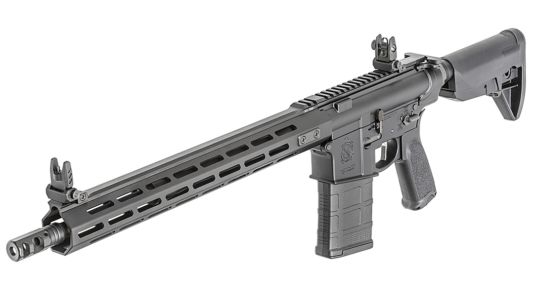 The Springfield Armory SAINT Victor in .308 shines in a self-defense role.