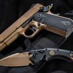 Hogue Legion knives, SIG Sauer Legion, SIG knives pair to SIG Sauer pistols for the ultimate EDC Combo.