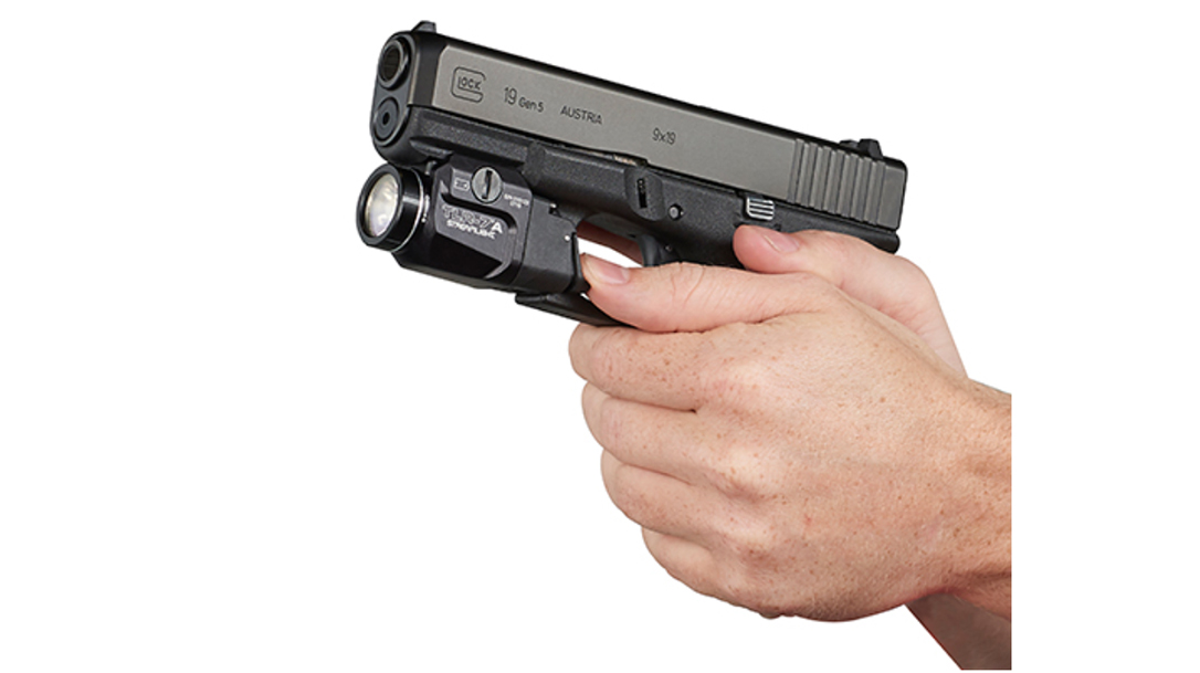 The Streamlight TLR-7 A proves to be a capable weapon light.