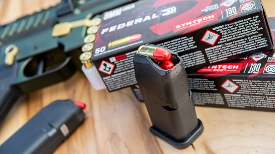 Burn rates are formulated to get the most out of carbine-length barrels.