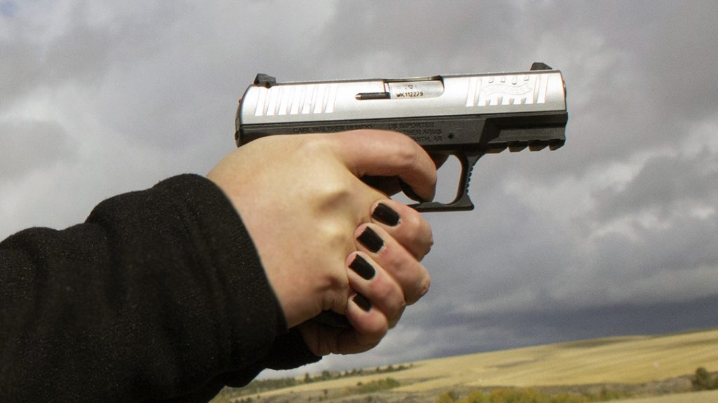 The Walther CCP 380 proved soft-shooting during testing.