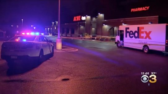 A FedEx driver shot and killed an attacker in Philadelphia.