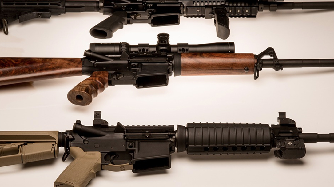 American gun owners own more than 422 million guns, according to the NSSF.