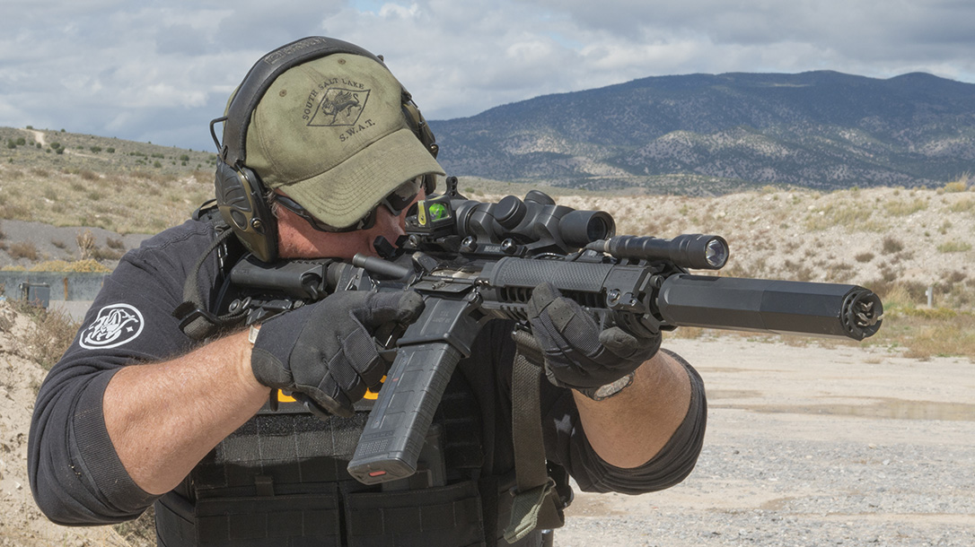 The Home Defense and Competitive Shooting Act would de-regulate SBRs.