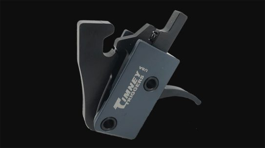 The Timney Triggers Impact serves as a quality modular AR trigger at an affordable price.