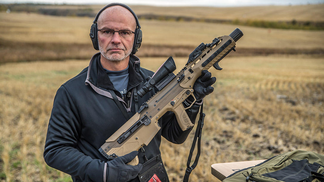Desert Tech MDR, Self-Defense Rifle