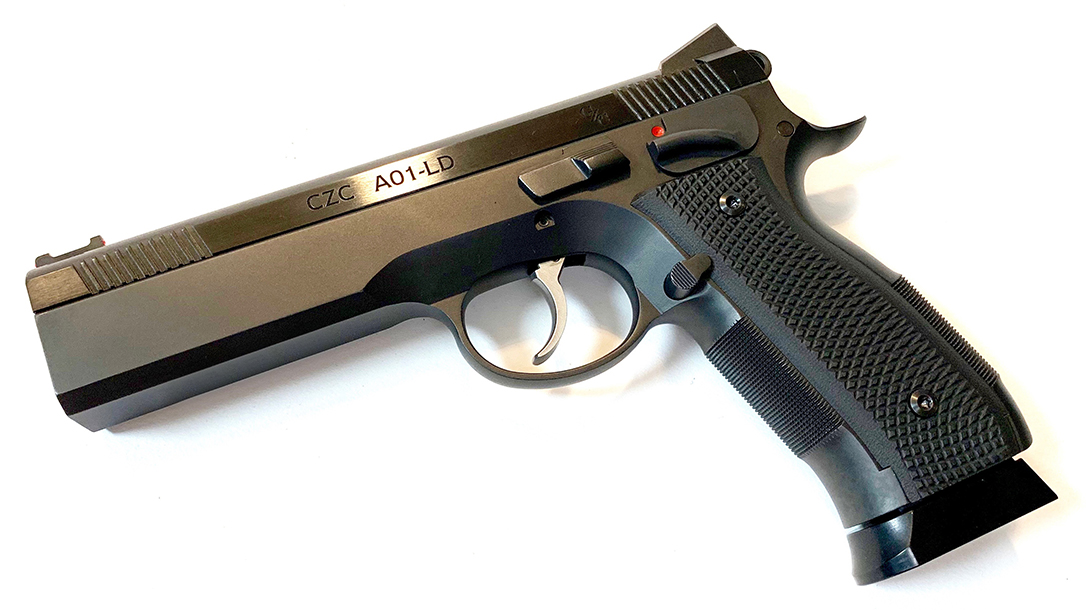 The ultime expression of the CZ Shadow, the A01-LD leaves little to be desired.