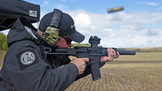 Available suppressed right from the factory, the new PDW is sure to be a hit.
