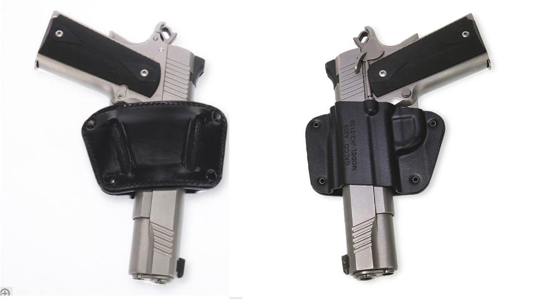 The Jak Slide 2.0 updates a classic holster with a new hybrid design.