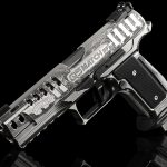 Blending old world engraving with modern finishes, the new Walther line impresses.