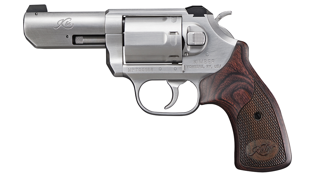 The K6s DASA offers both a double- and single-action trigger pull.