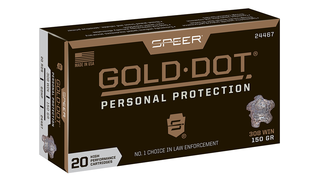 The rifle version of Personal Protection comes in .223, .308 and 300 BLK.